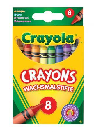 Crayola 8 Crayons Hang Pack