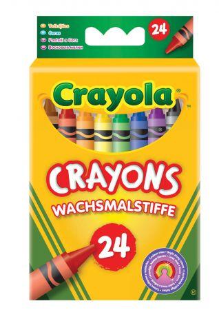 Crayola 24 Crayons Hang Pack
