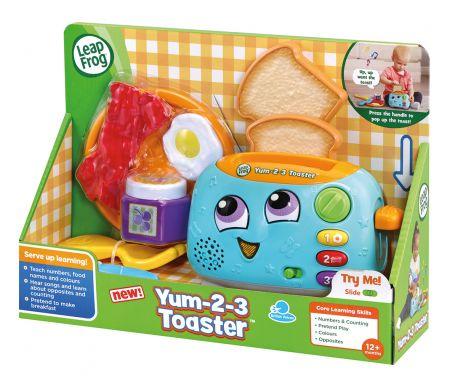 Leapfrog Yum Toaster