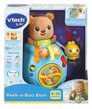 Vtech PeekaBoo Bear