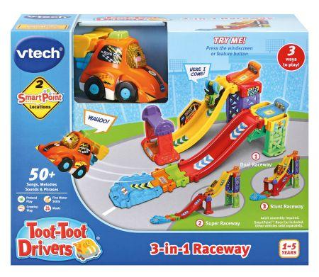 Vtech Toot-Toot Drivers Raceway