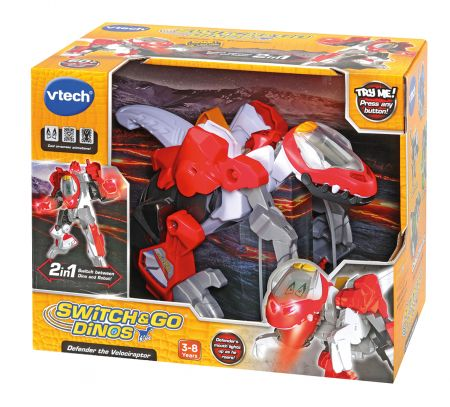 Vtech Defender the Velociraptor