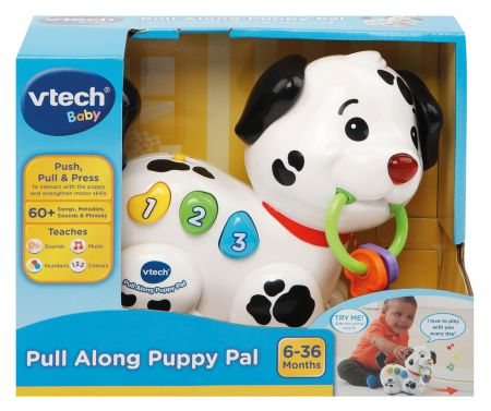 Vtech Pull Along Puppy Pal