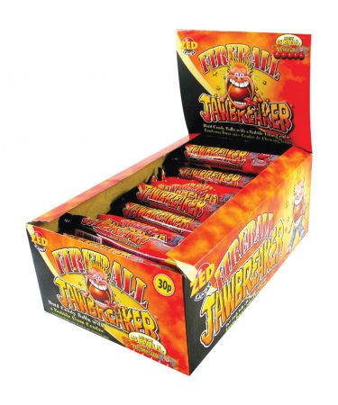 Fireball Jawbreaker