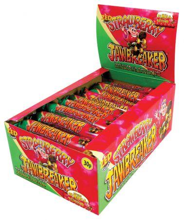 Strawberry Jawbreaker
